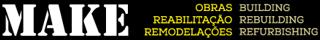 MAKE - Empresa de Obras e Remodelações