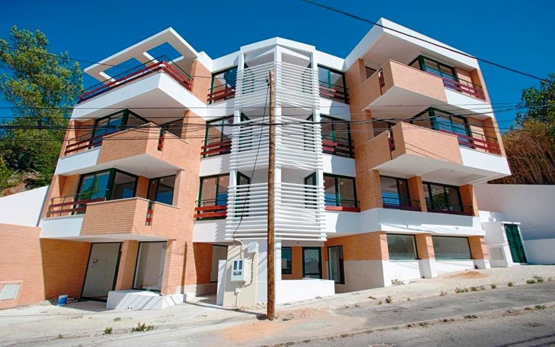 Construção de Edificio em Sesimbra – Facho de Santana