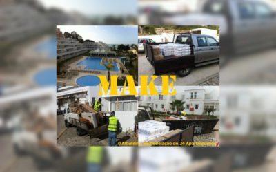 Remodelação em Hotel Clube Praia da Oura – Algarve